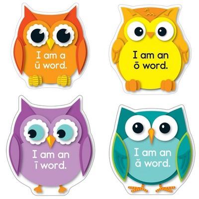 Carson Dellosa 69pc Vowels Instructional Set