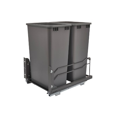 Rev-A-Shelf 53WC Pullout Waste Container Can w/ Soft Close