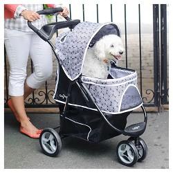 """Gen7Pets Promenade Cat & Dog Stroller - 37""""L x 20""""W"""