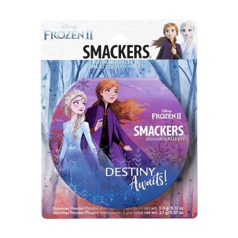 Lip Smacker Frozen 2 Shimmer Makeup Palette Set - 0.19oz - image 1 of 3