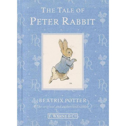 The Tale of Peter Rabbit - (Original Peter Rabbit Books) 110 Edition by  Beatrix Potter (Hardcover) - image 1 of 1