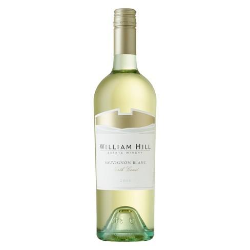 William Hill North Coast Sauvignon Blanc White Wine - 750mlBottle - image 1 of 3
