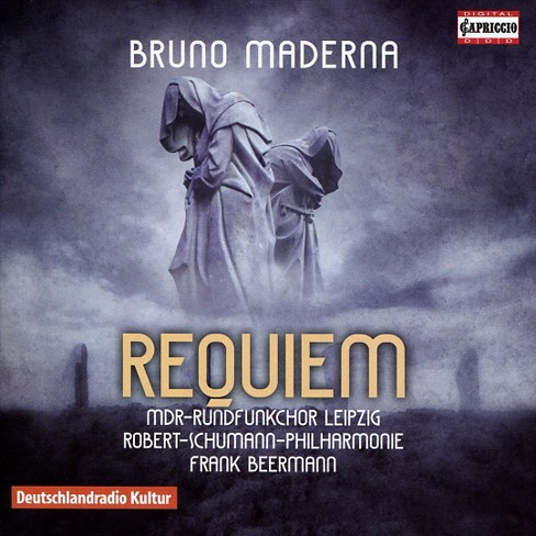 Mdr rundfunkchor lei - Maderna:Requiem (CD) - image 1 of 1