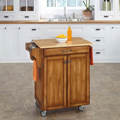 Natural Top Wood/Cottage Oak - Home Styles