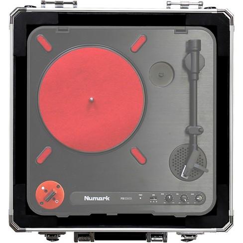 Odyssey KPT01BLK Black Numark PT01 Scratch Portable Turntable Case