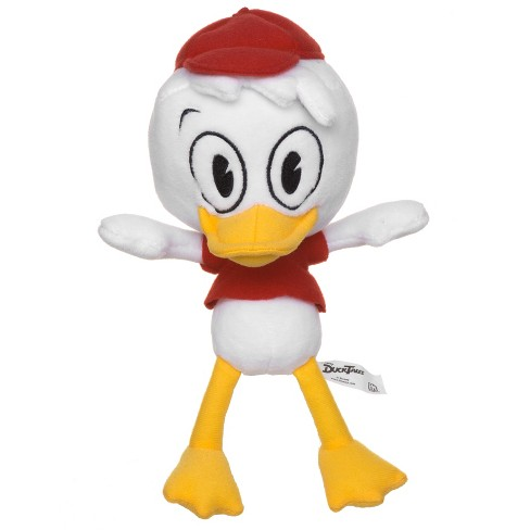 "Duck Tales 7"" Plush with Sound - Huey - image 1 of 2"