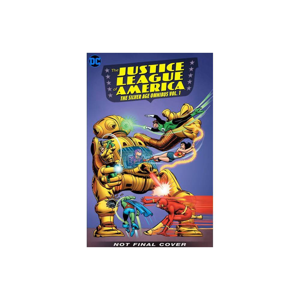 Justice League Of America The Silver Age Omnibus Vol 1 Hardcover