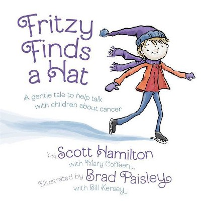 Fritzy Finds a Hat - by Scott Hamilton (Hardcover)