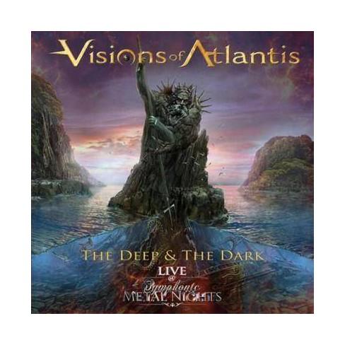 Visions of Atlantis - Deep & The Dark: Live @ Symphonic Metal Nights (CD) - image 1 of 1