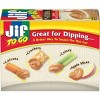 Jif To Go Natural Peanut Butter - 12oz/8ct - image 2 of 4