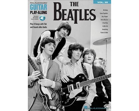 Beatles : with Downloadable Audio (Paperback) - image 1 of 1