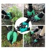 Waterproof Gardening Gloves with Hand Sturdy Claws, Breathable Fabric Design, Quick and Easy to Dig and Plant Safe for Rose Pruning, Fits Most Palms - image 4 of 4