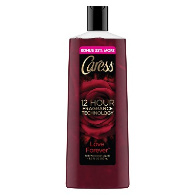 caress shower gel