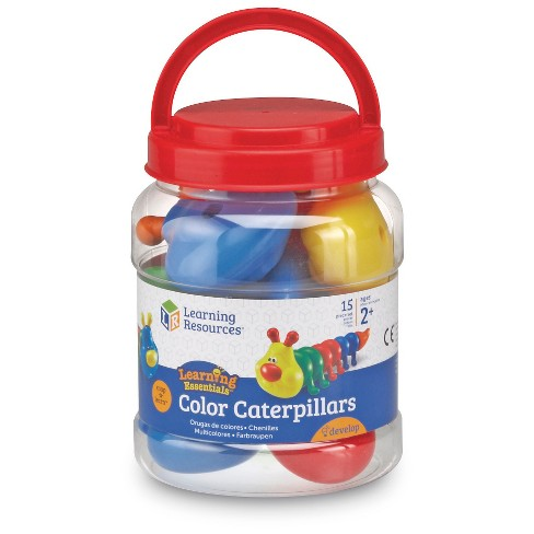 Learning Resources Snap-N-Learn™ Color Caterpillars - image 1 of 3
