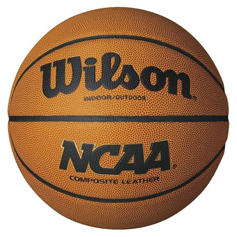 "Wilson NCAA Composite Official 29.5"" Basketball - image 1 of 1"