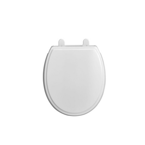 Pleasing American Standard 5020B 65G Round Closed Front Toilet Seat Dailytribune Chair Design For Home Dailytribuneorg