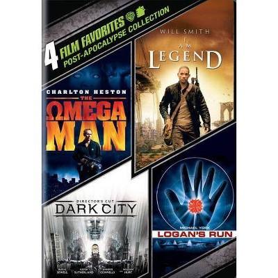 4 Film Favorites: Post-Apocalypse Collection (DVD)(2013)