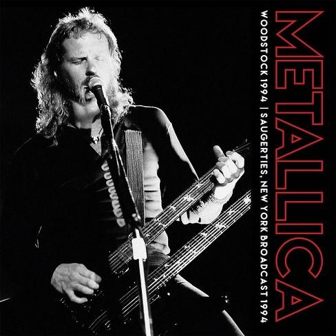 Metallica - WOODSTOCK 1994 (Vinyl) - image 1 of 1
