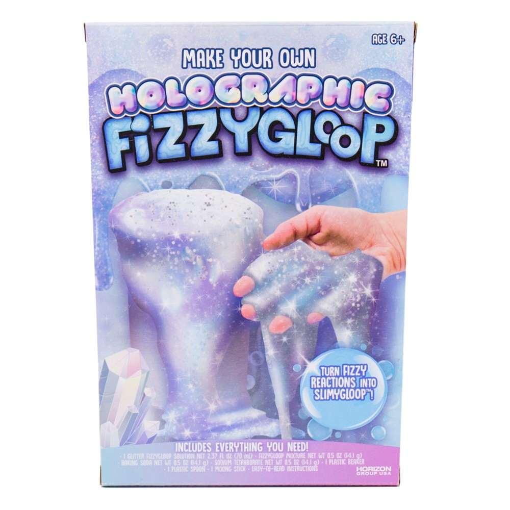 Image of Fizzygloop Holographic Activity Kit