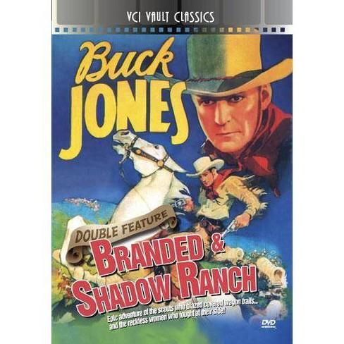 Buck Jones Western Double Feature Volume 1 (DVD) - image 1 of 1