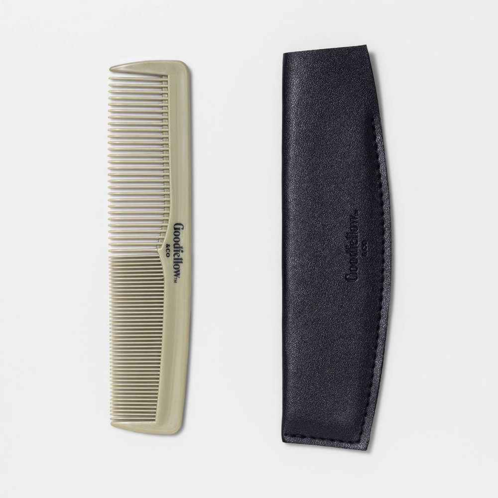 Image of Hair Comb - Goodfellow & Co , Green