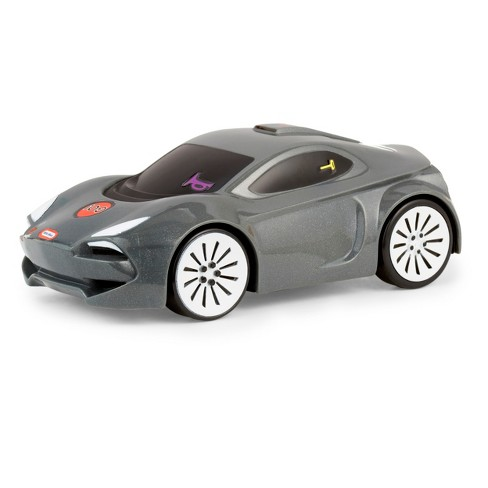 Little Tikes Touch n' Go Racers - Gray Sportscar - image 1 of 4