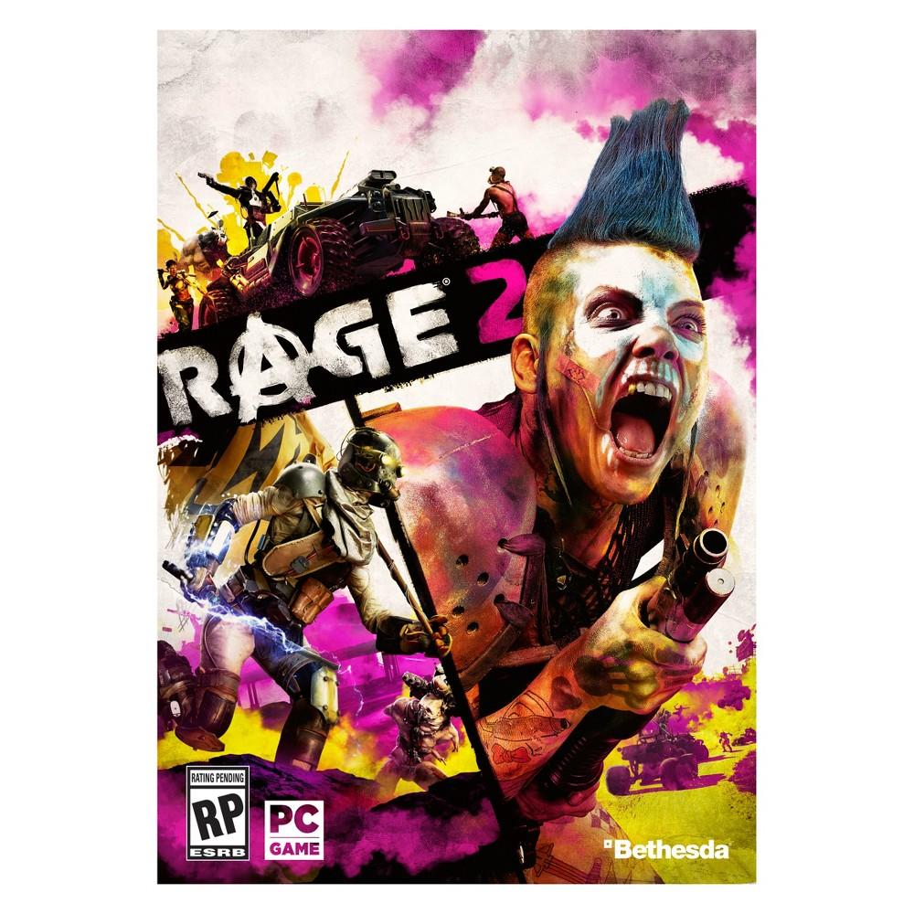 Rage 2 - PC Game, video games