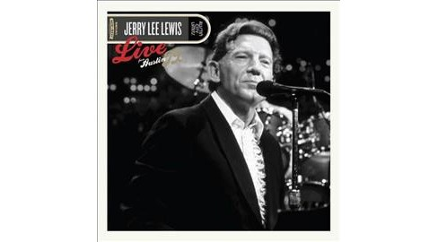 Jerry Lee Lewis - Jerry Lee Lewis:Live From Austin Tx (Vinyl) - image 1 of 1
