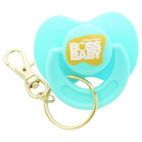 Boss Baby Keychain Pacifier - image 1 of 1