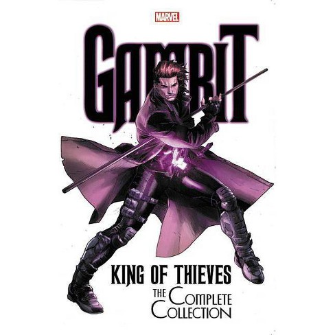 Gambit: King of Thieves - The Complete Collection - (Paperback) - image 1 of 1