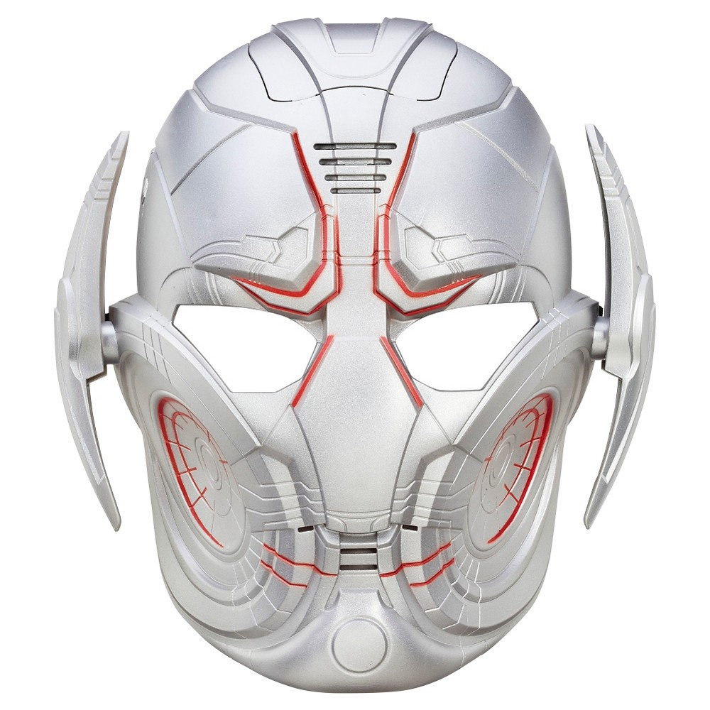 Marvel Avengers Ultron Voice Changer Mask, Boy's, Size: Small