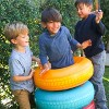 Antsy Pants 5pk Giant Inflatable Tires - image 4 of 4