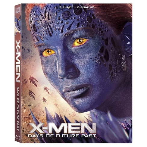 X-Men: Days of Future Past [Includes Digital Copy] [Blu-ray] - image 1 of 1