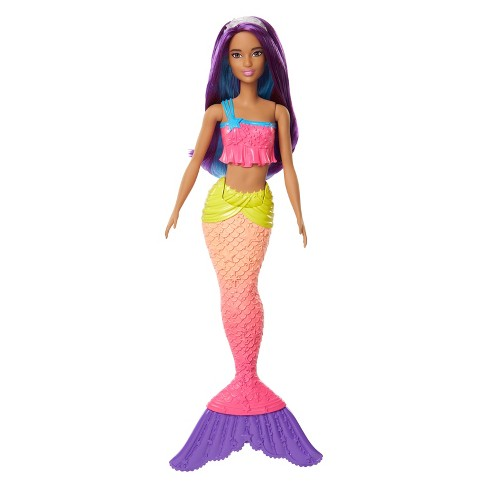 Barbie Dreamtopia Mermaid Doll - Purple - image 1 of 6