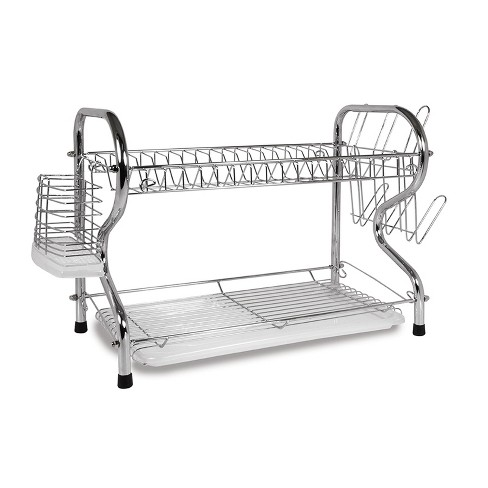 Better Chef 16-inch 2 Level Dish Rack - image 1 of 4