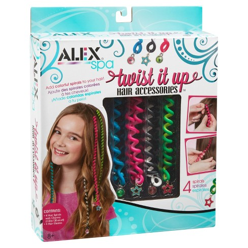 ALEX Toys Spa Twist It Up Hair Accessories - image 1 of 8