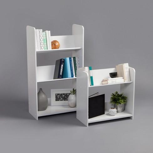 IRIS Tilted Storage Shelf White Target