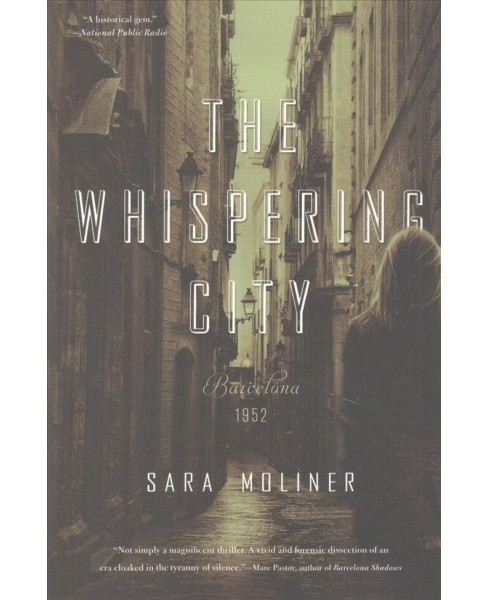 Whispering City -  Reprint by Sara Moliner (Paperback) - image 1 of 1