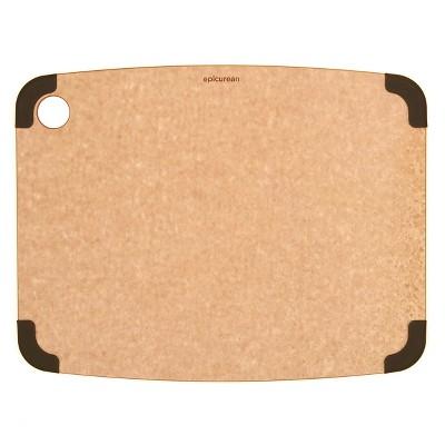 Epicurean 14.5x11.25 Non-Slip Cutting Board - Natural/Brown