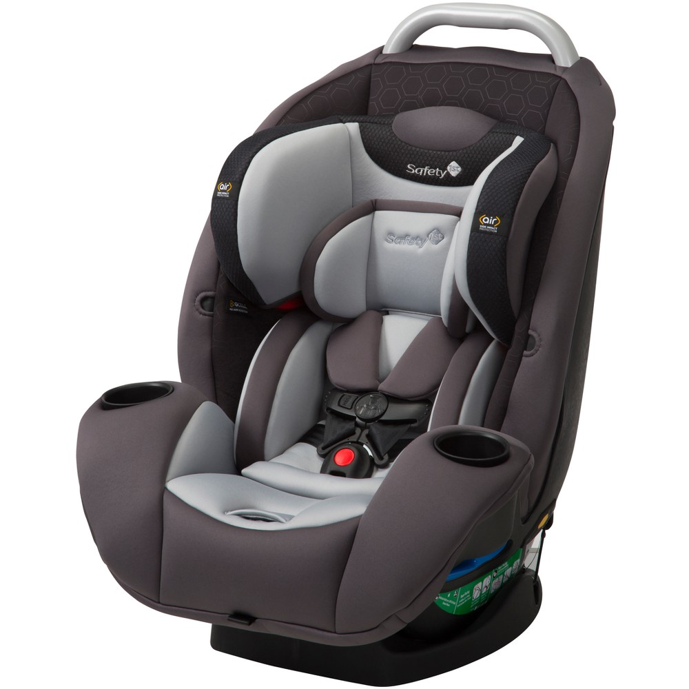 Safety 1st UltraMax Air 360 4-in-1 Convertible Car Seat - Raven