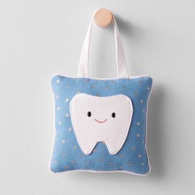 Tooth Fairy Pillow Blue - Pillowfort™
