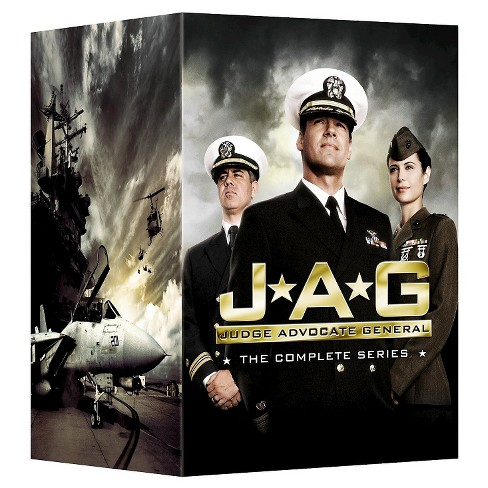 Jag:Complete series (DVD) - image 1 of 1