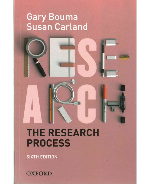 Research Process (Paperback) (Gary Bouma) - image 1 of 1