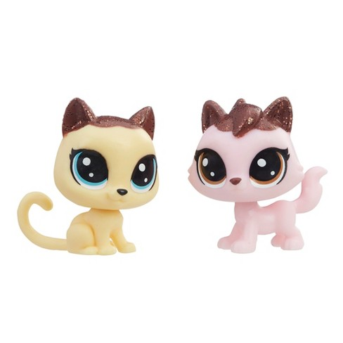 Littlest Pet Shop Frosting Frenzy BFFs - Cats - 2pc - image 1 of 2