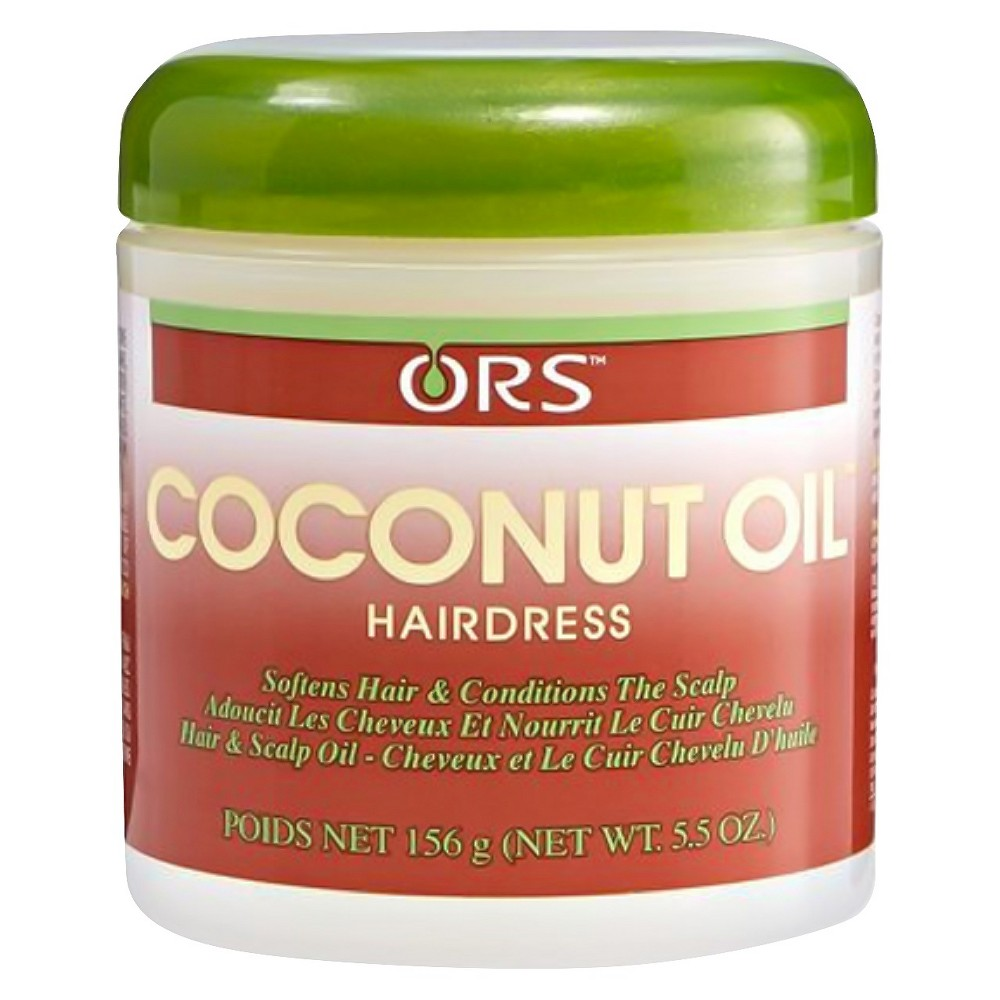 Image of ORS Coconut Oil HairDress Softener - 5.5oz