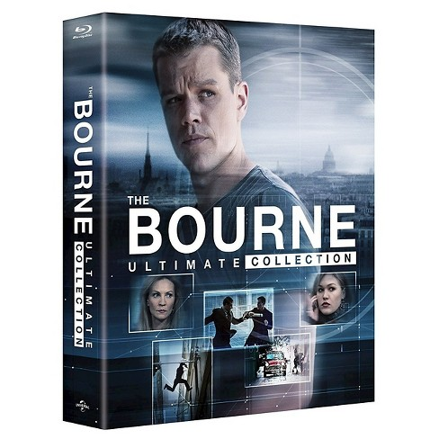 The Bourne Ultimate Collection (Blu-ray + Digital) - image 1 of 1