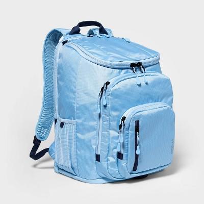 """19"""" Jartop Backpack Periwinkle/ Navy - Embark™"""