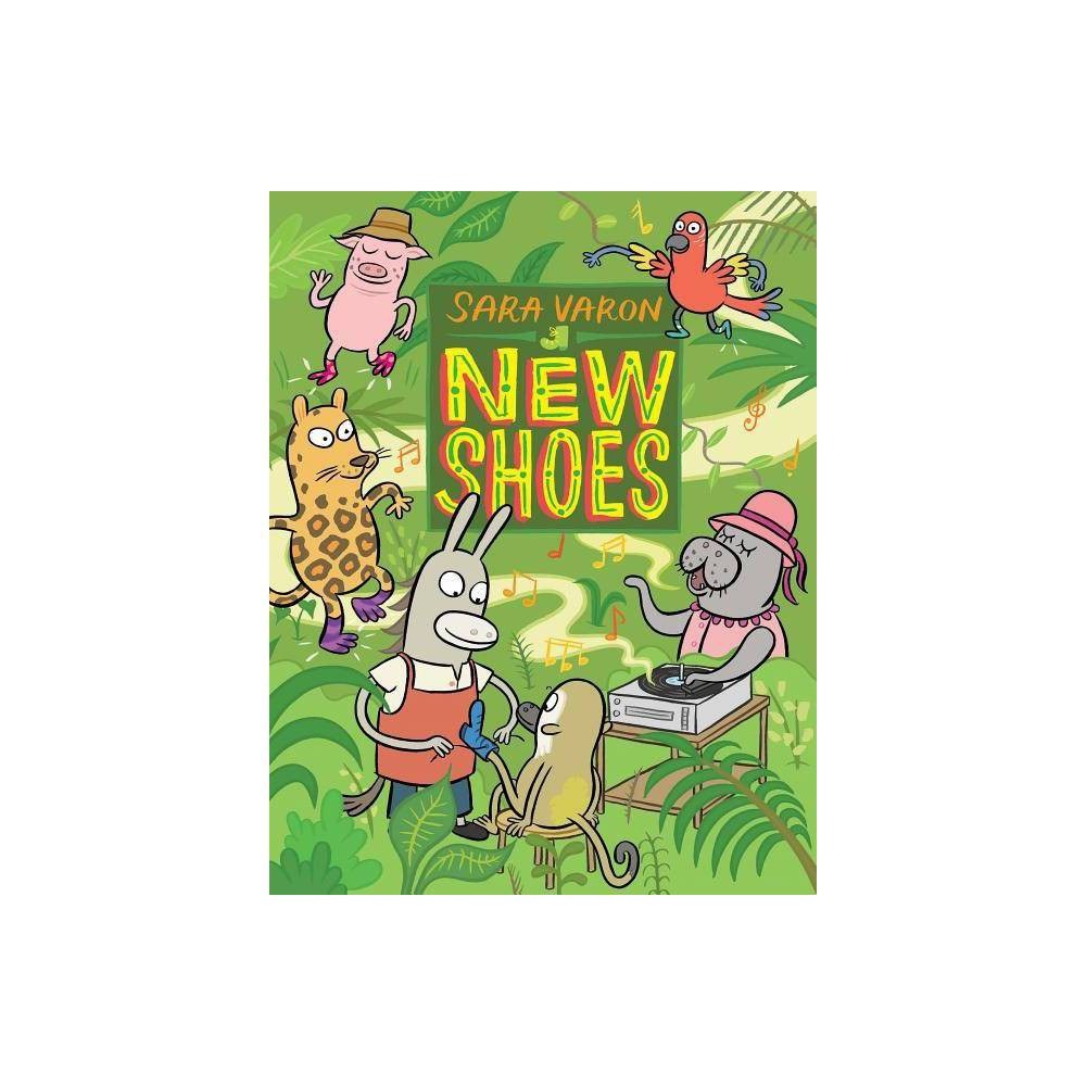 New Shoes By Sara Varon Hardcover