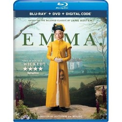 Emma (Blu-Ray + DVD + Digital)