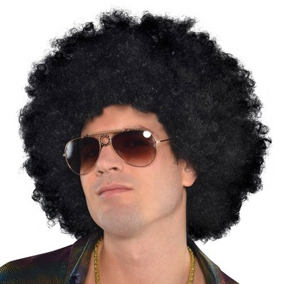 Adult Wig Oversized Afro Accessory Halloween Costume